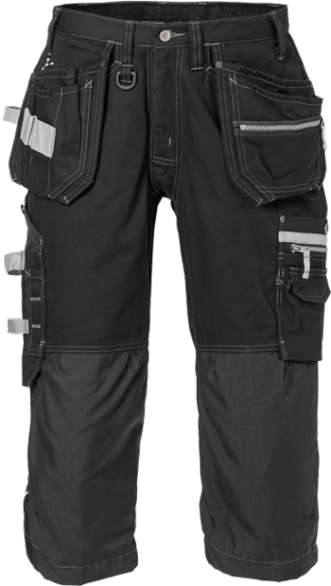 Fristads Gen Y Pirate Trousers 2124 CYD (Black)